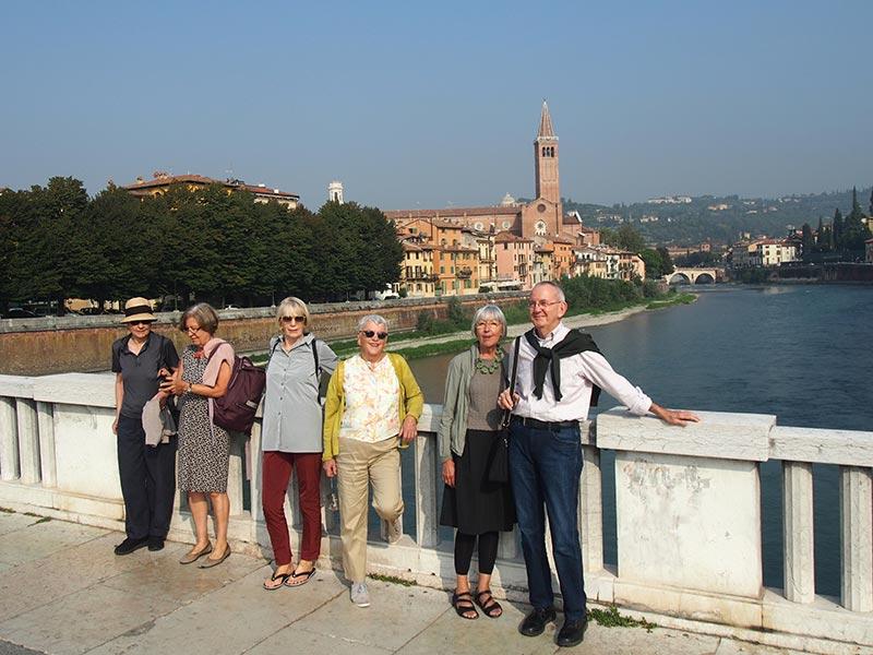 Reiseleitung Verona